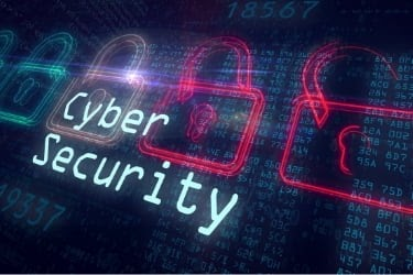 Cyber Security Concept - Locks