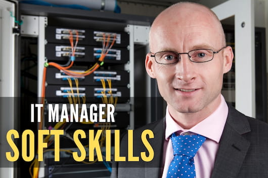 IT Manager Soft Skills - IT person