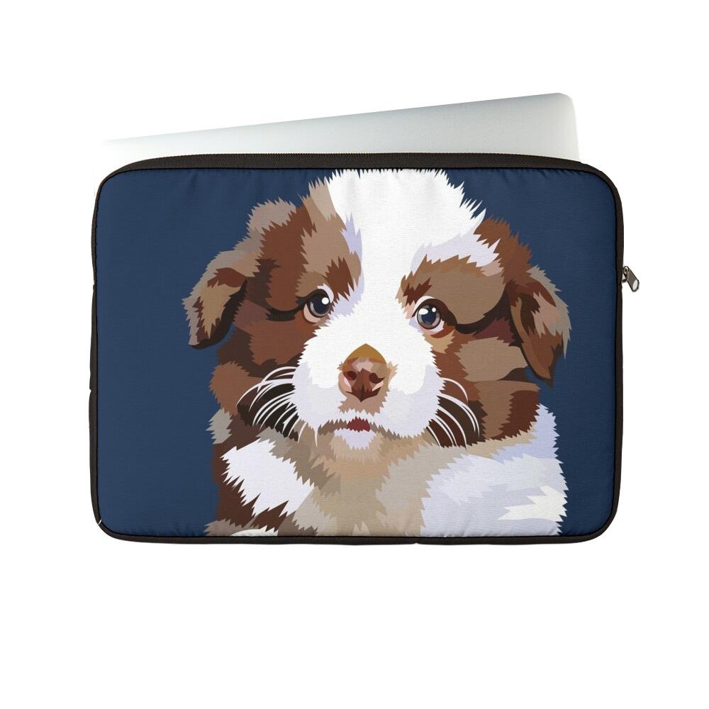 Cute Puppy - Laptop sleeve