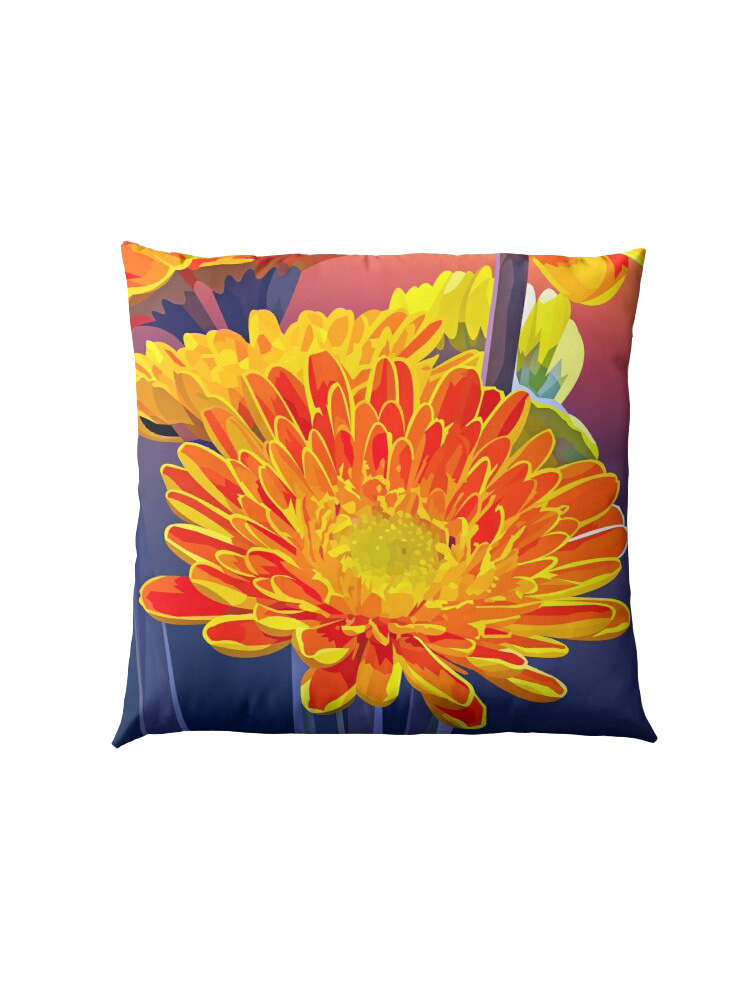 Floral Love Pillow