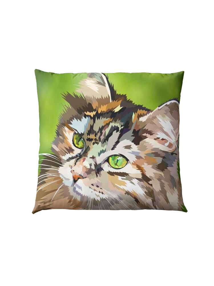 Pretty Hunter - Pillow