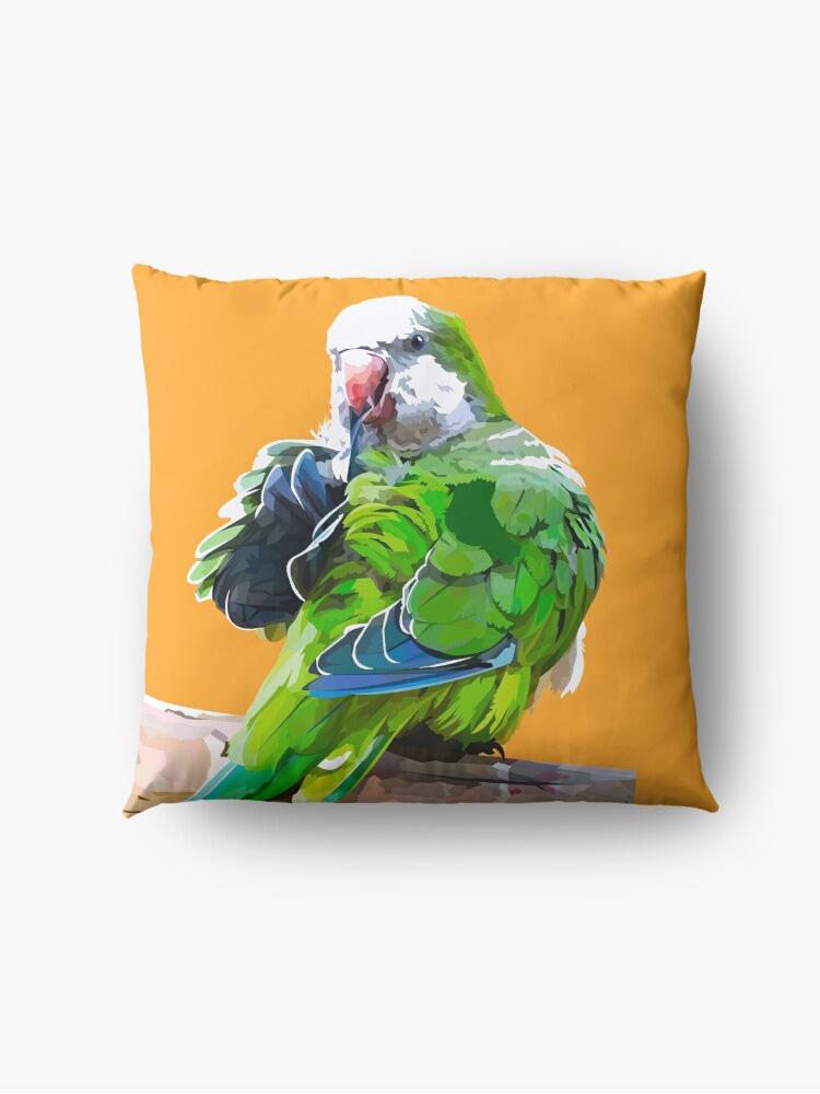 Kleine papegaai