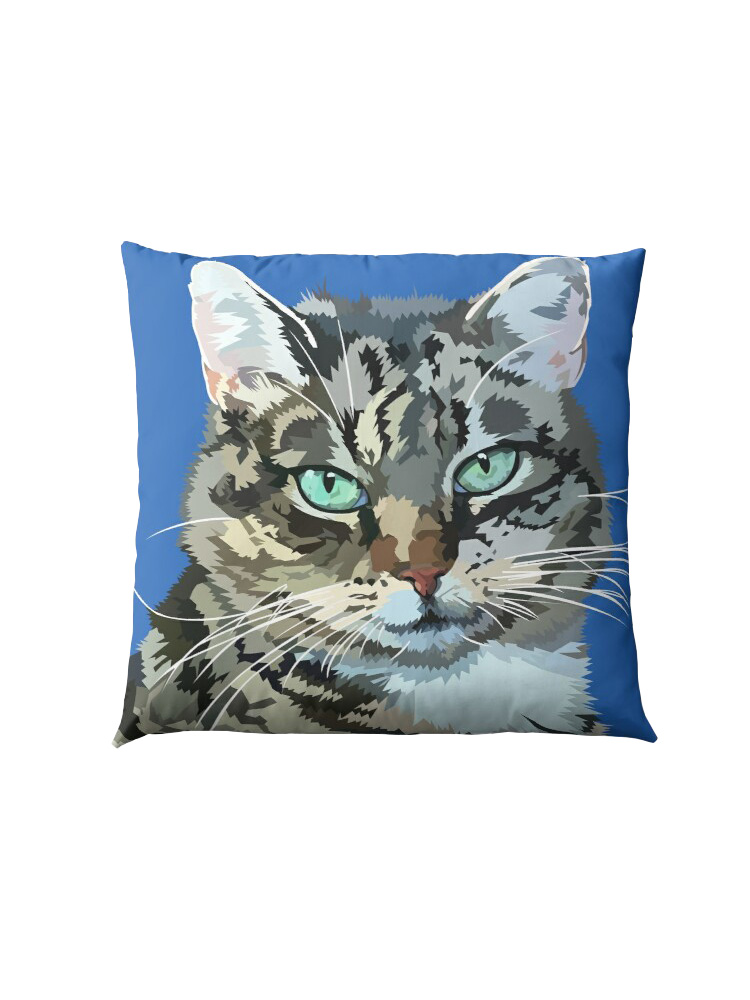 Cat Cromwell - Pillow