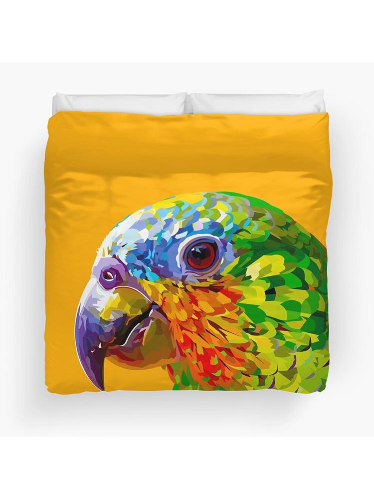 Kleurrijke papegaai