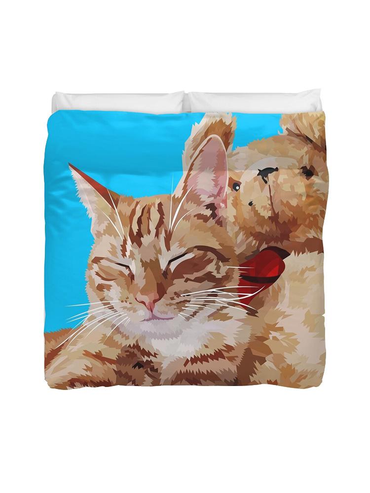 Relaxing Cat - Duvetcovers