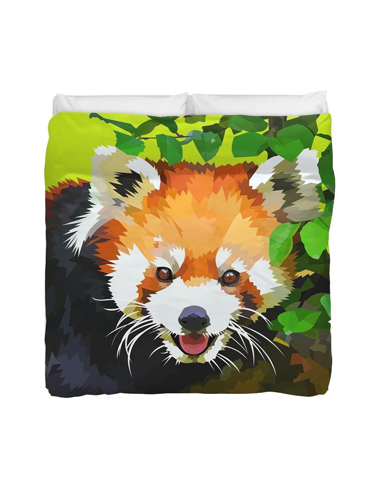 Red panda in Tree - Duvetcovers