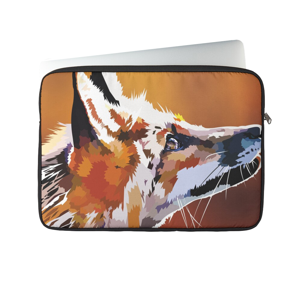 Rising Fox - Laptop sleeve