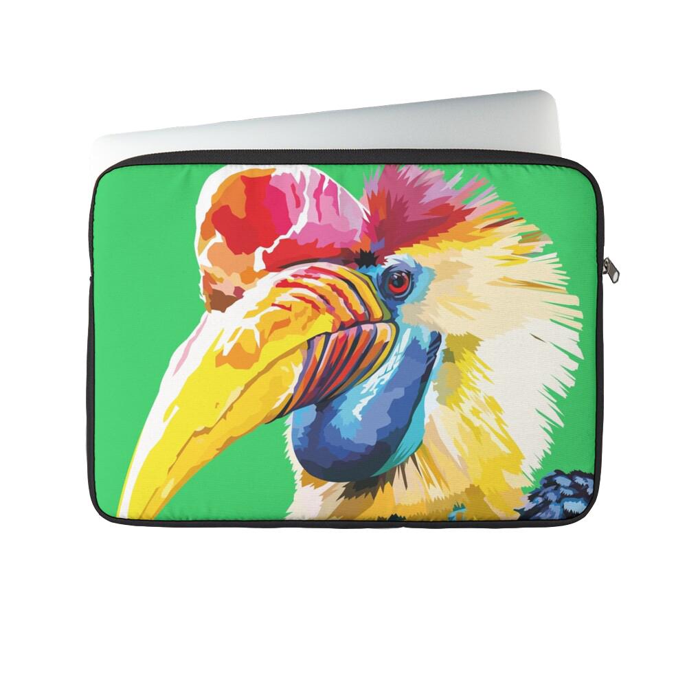 Hornbill - Laptop sleeve