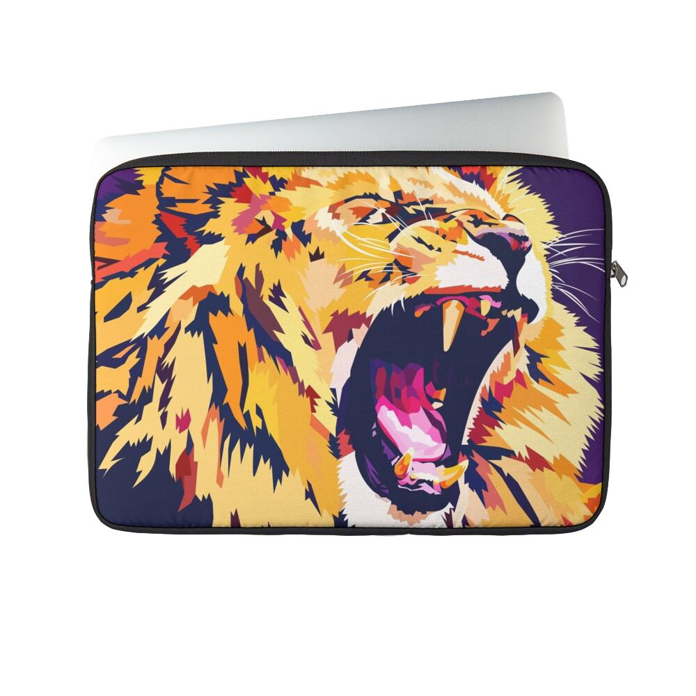 Roaring Lion - Laptop sleeve