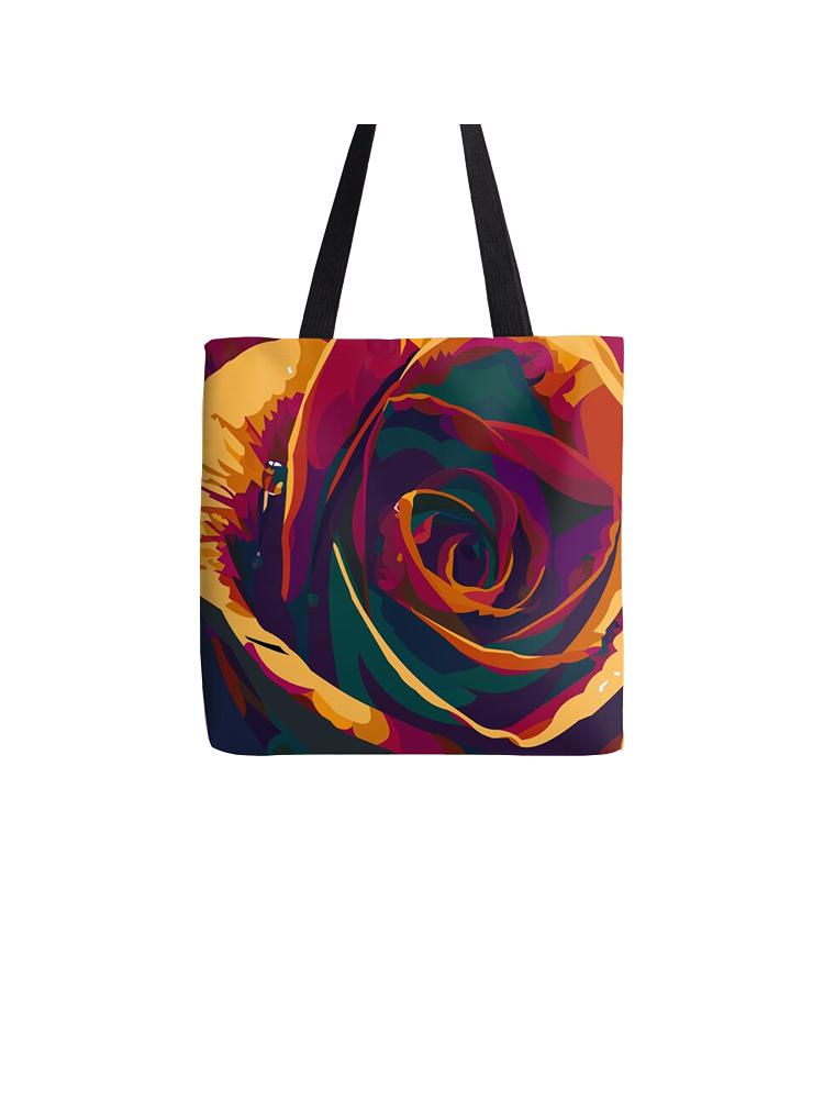 Rainbow Rose - Tote Bag