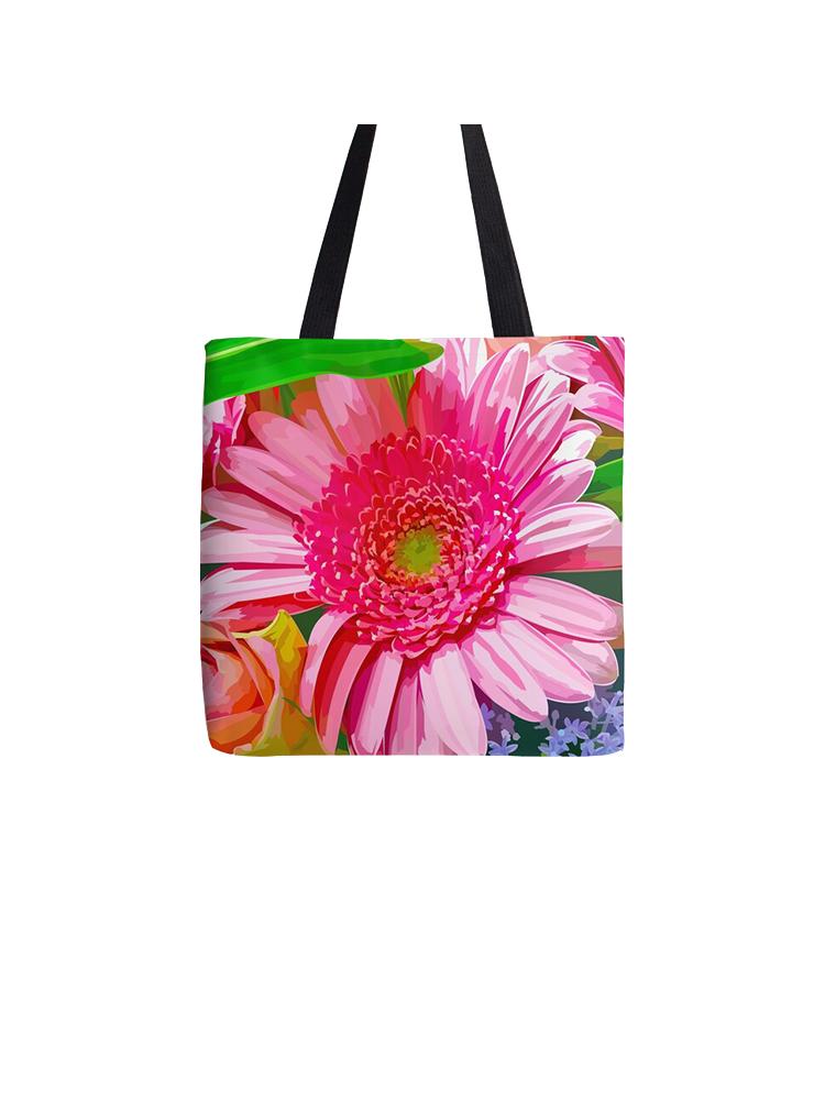 Floral Bouquet - Tote bag