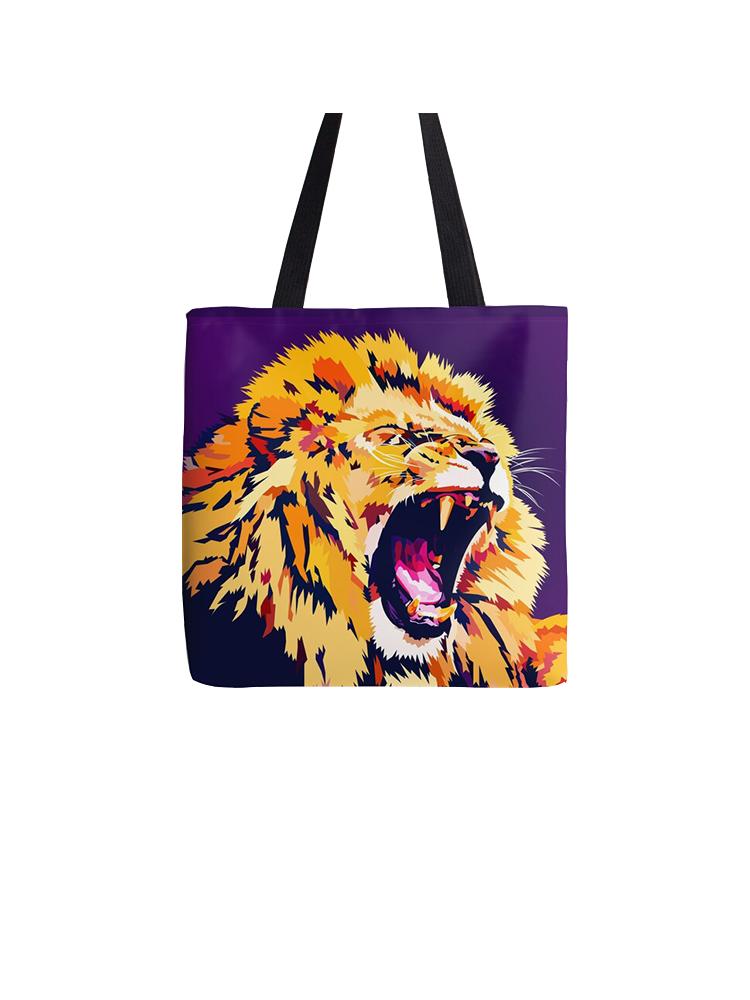 Roaring Lion - Tote bag