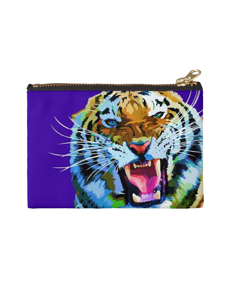 Roaring Tiger - Studio pouch
