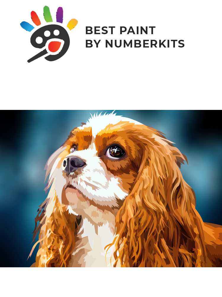 DOg charisma - painting by numbers