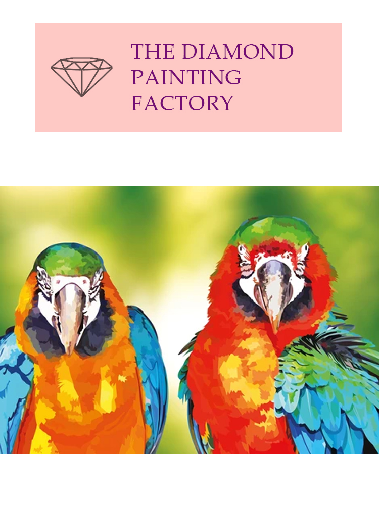 Two Of A kind  - Diamond painting