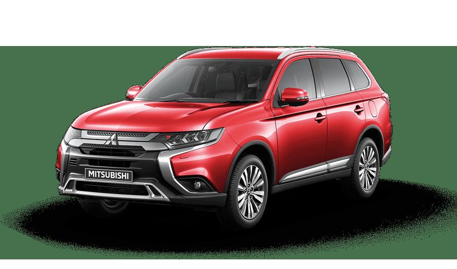 Mitsubishi Outlander Exceed Auto 4WD