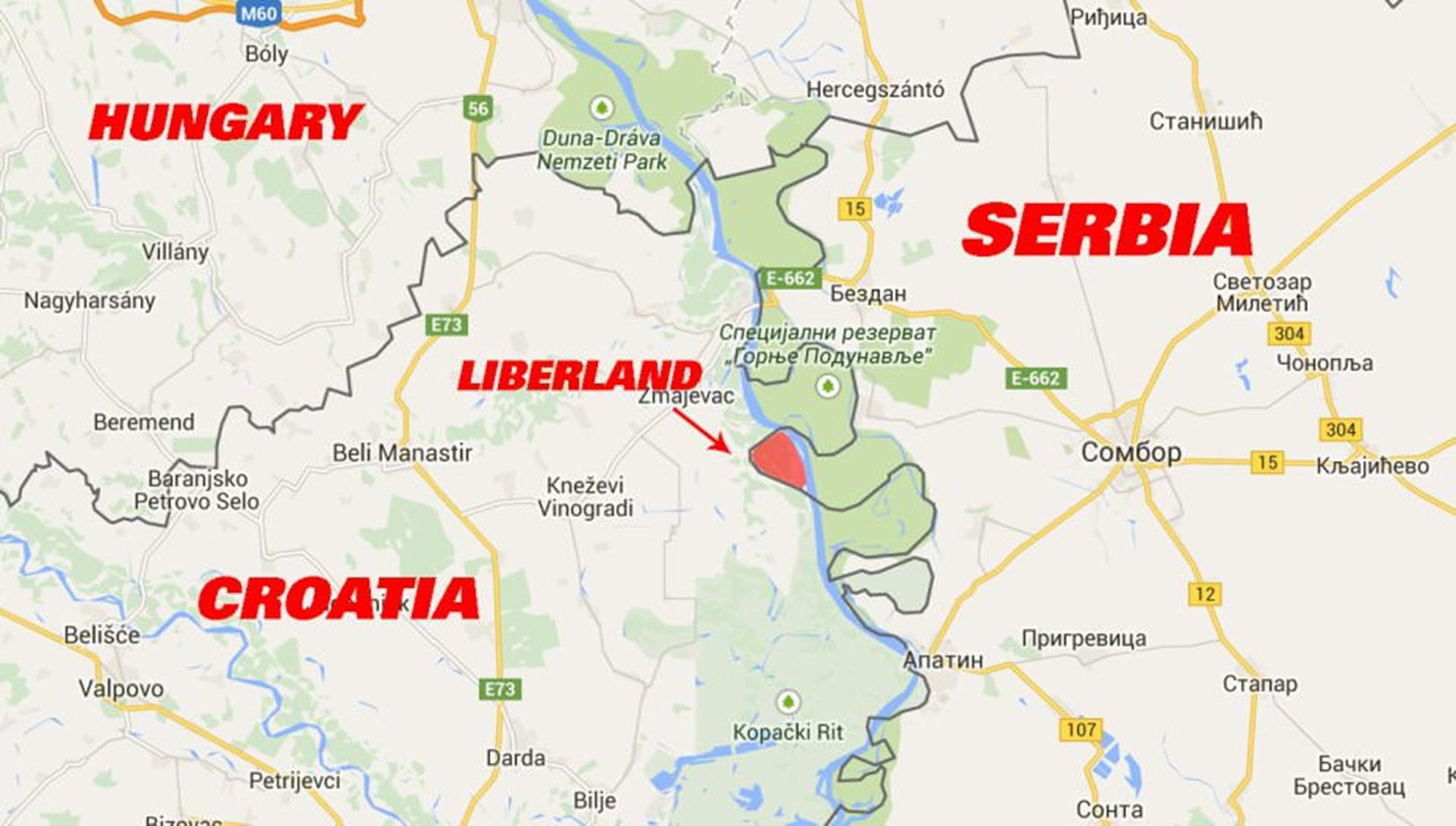 Image result for liberland
