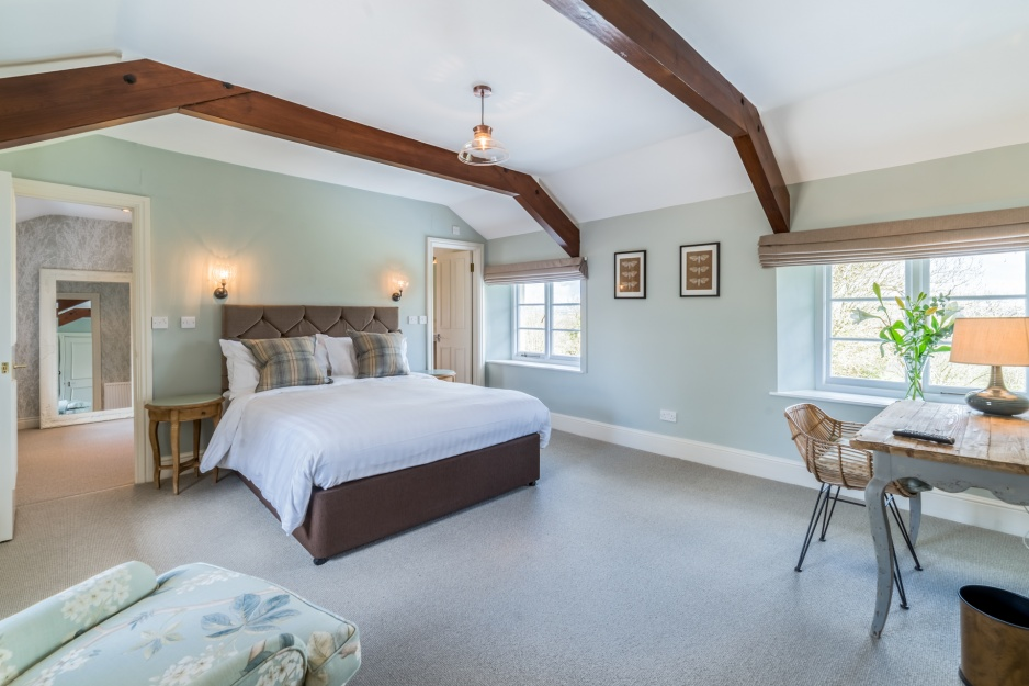 Fairways East Downstairs Double Bedroom