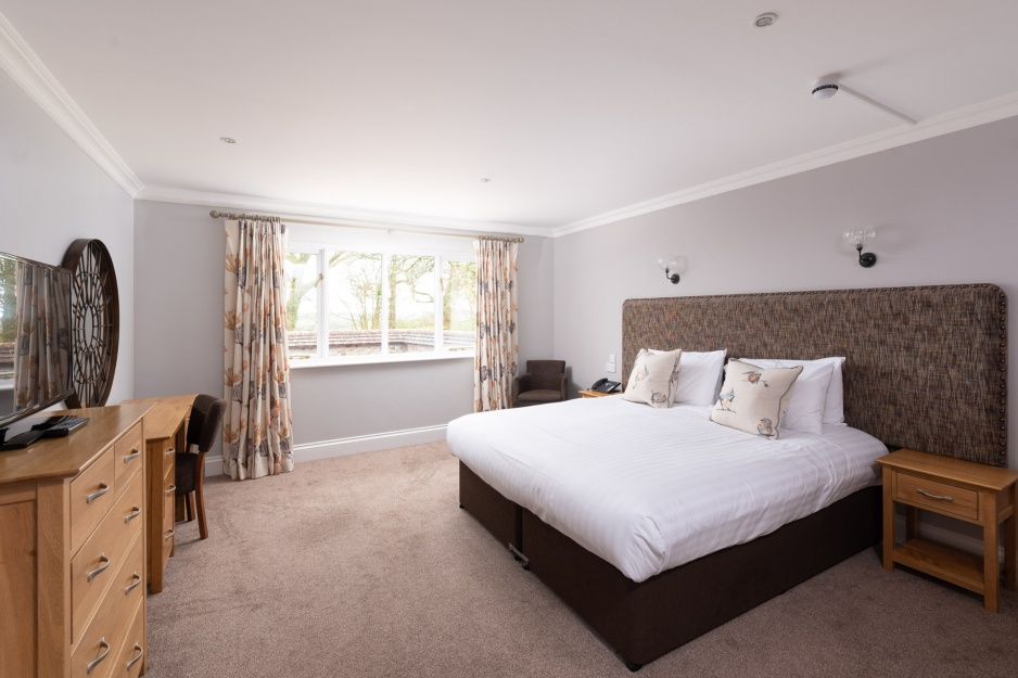 Stable Cottage Bedroom 3