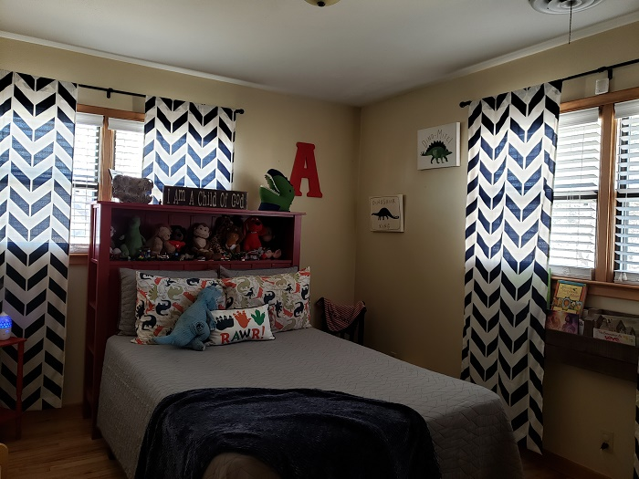 Charming Home Bedroom 3