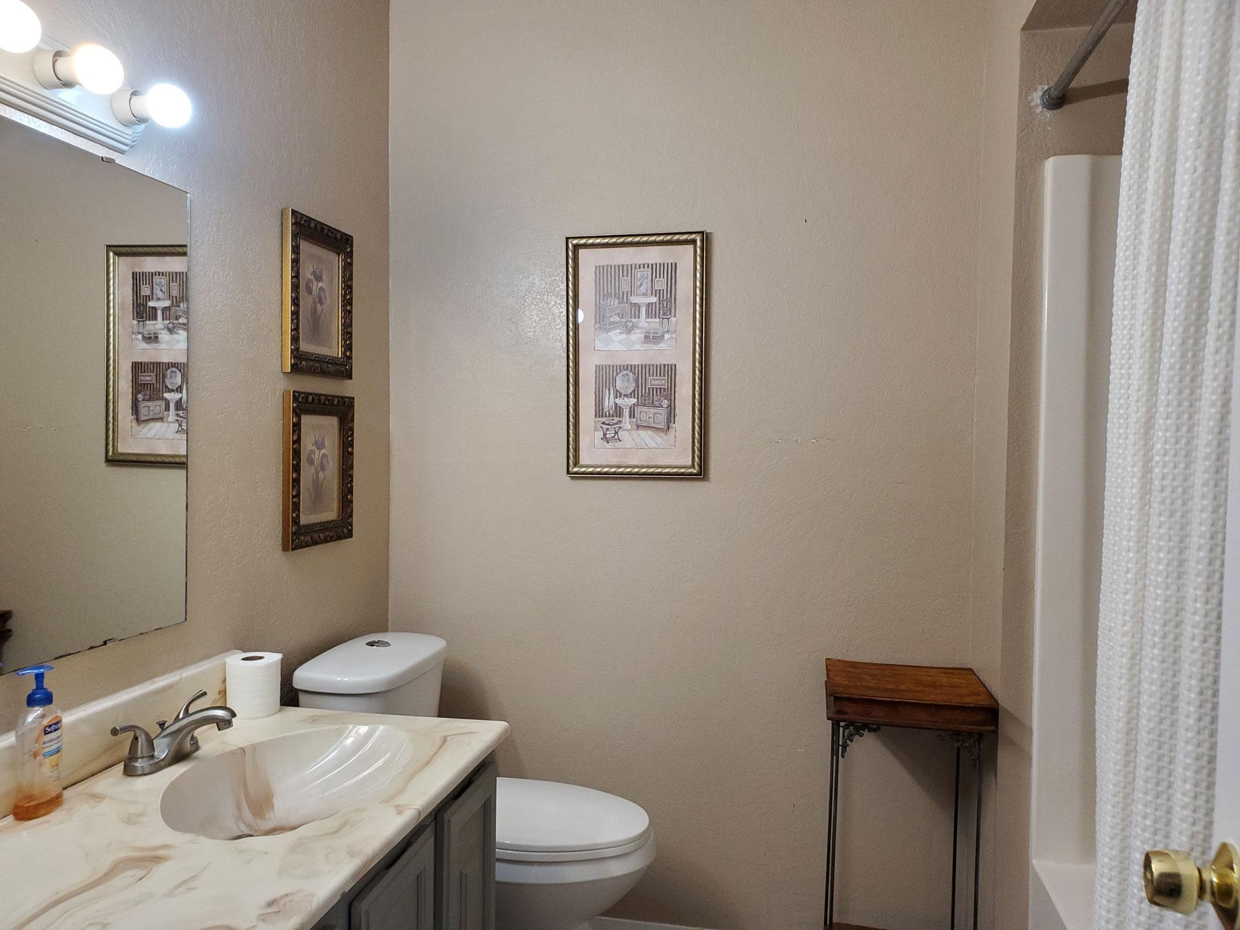 Right on the Corner Bathroom-2