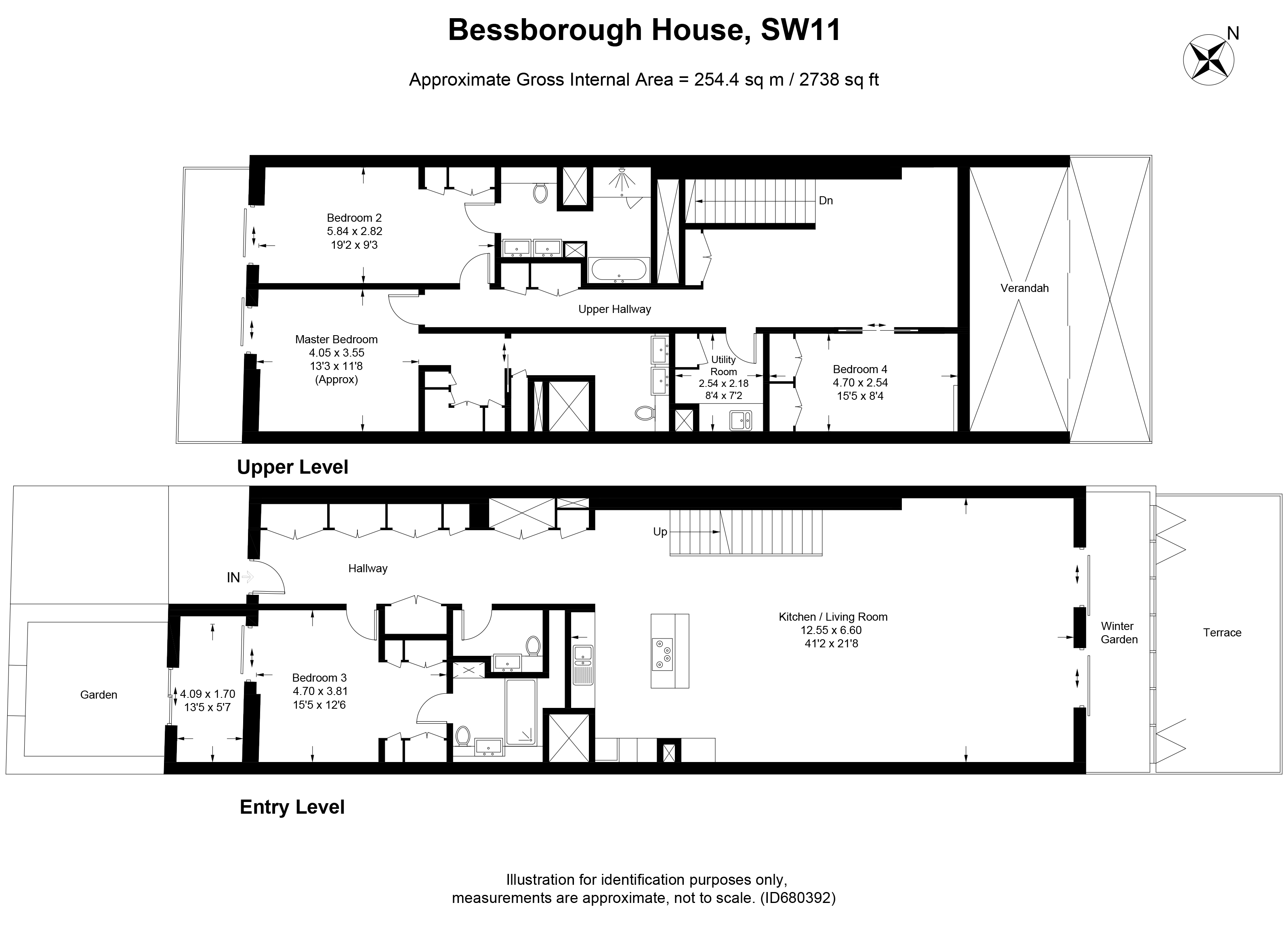 Bessborough House, Battersea Power Station, London SW11