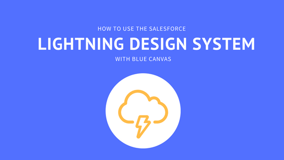 Using the Salesforce Lightning Design System