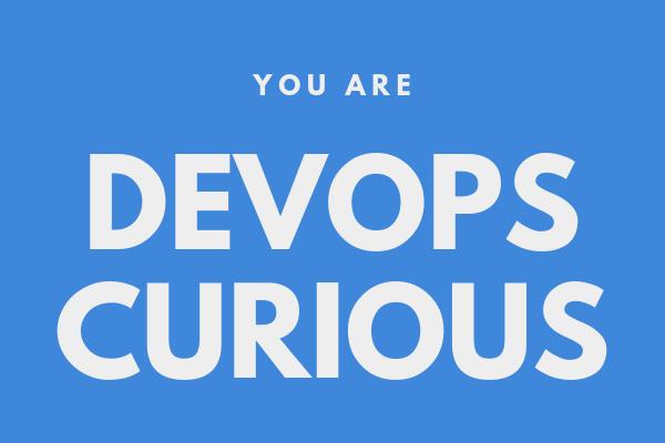 tier 3: devops curious