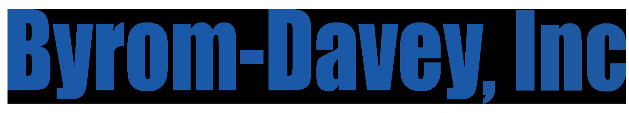 byrom-davey logo