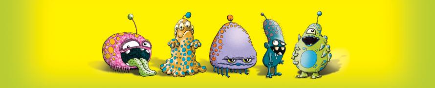Memo_Flu Virus Image