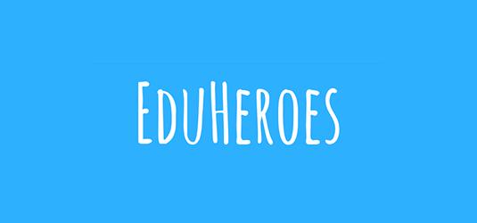Logo des Start-Ups EduHeroes