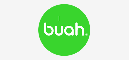 Logo des Start-Ups Buah Fruits