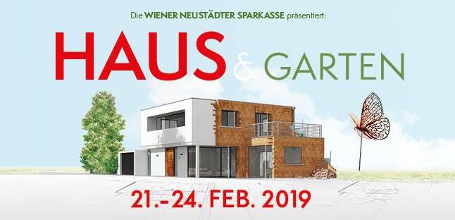 Haus & Garten Messe 2019