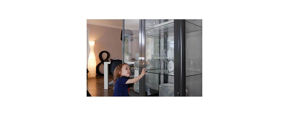 ABUS Glasschranksicherung JC4200A Lia