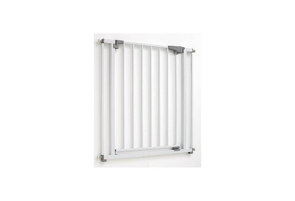 ABUS Tür- und Treppengitter aus Metall JC9330 W Finn