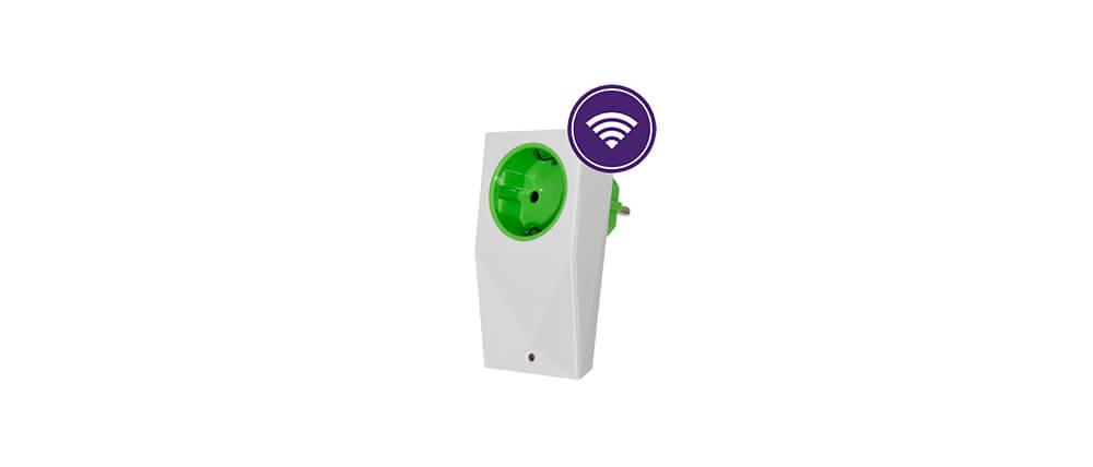 LOXONE Smart Socket Air (Typ F)