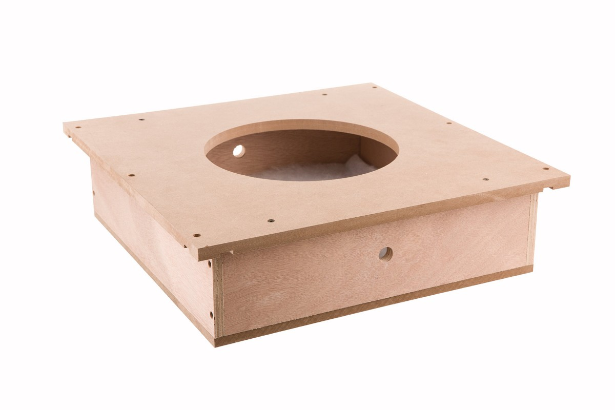 LOXONE Speaker Einbaubox 007