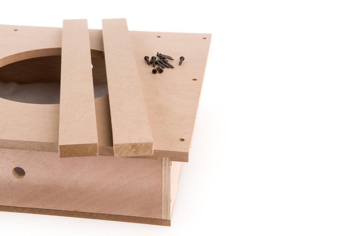 LOXONE Speaker Einbaubox 006