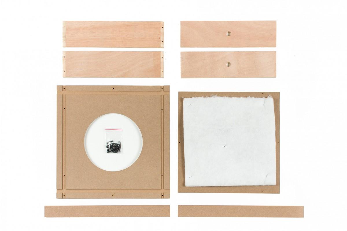 LOXONE Speaker Einbaubox 002