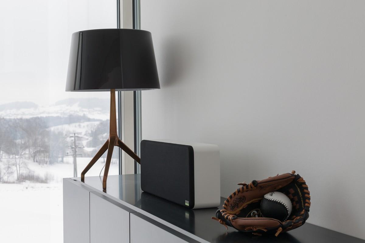 LOXONE Wall Speaker Anwendung 001
