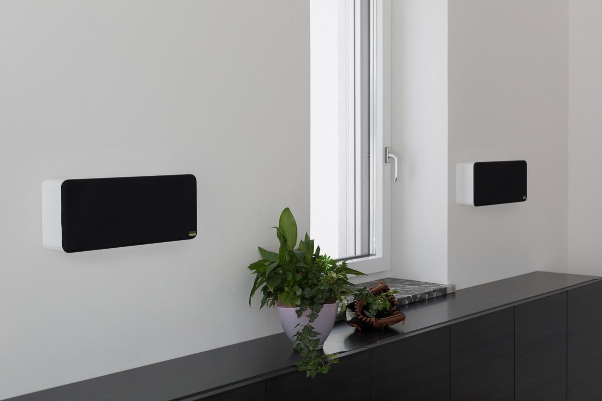 LOXONE Wall Speaker Anwendung 003