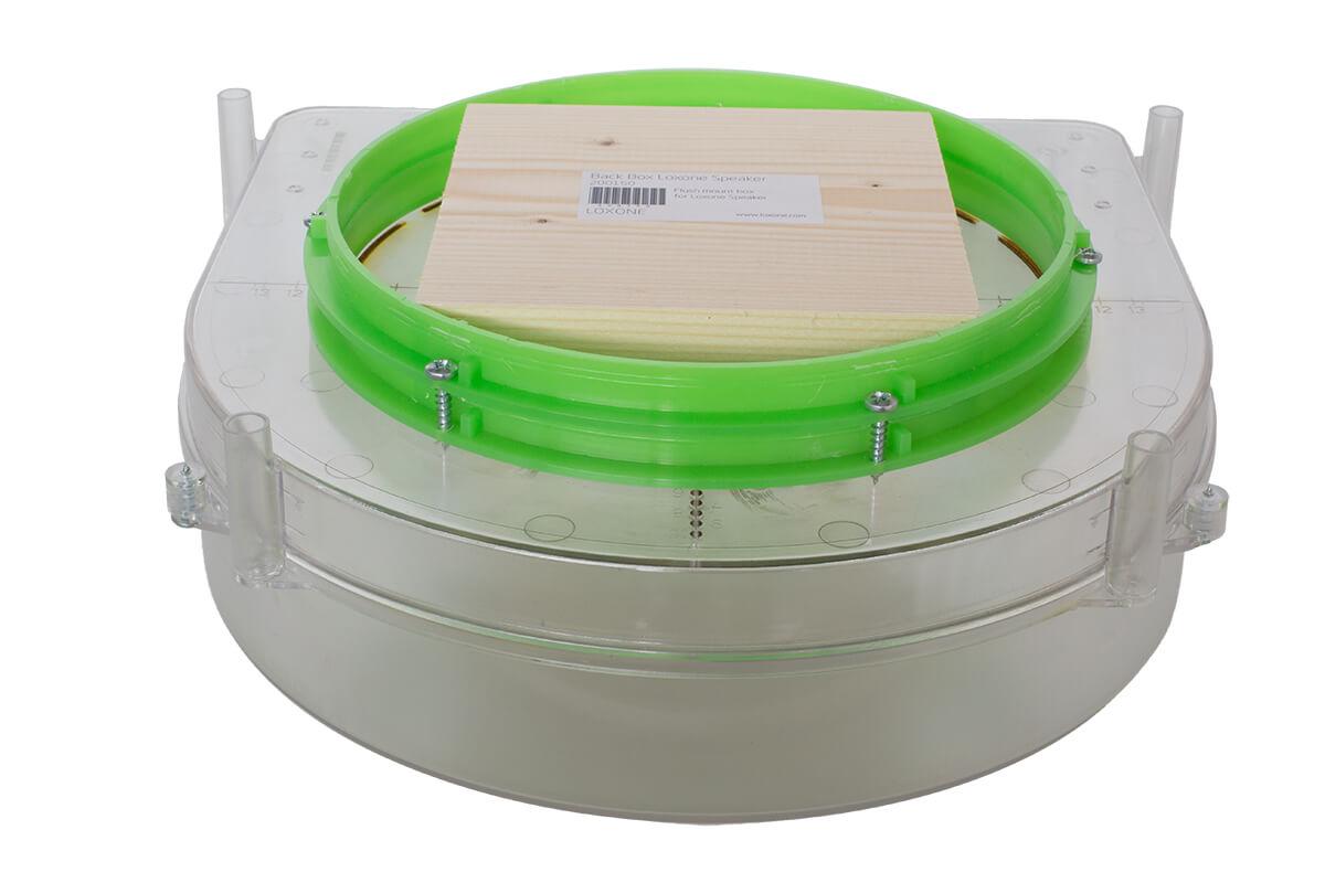 LOXONE Speaker Einbaubox 001
