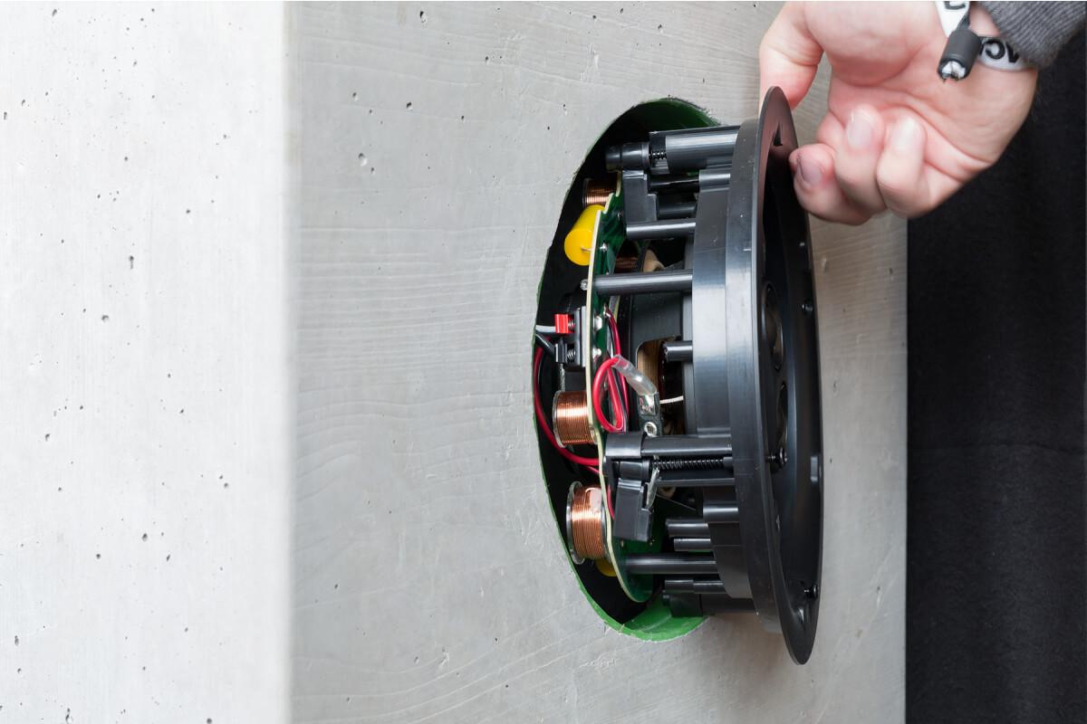 LOXONE Speaker Einbaubox Anwendung 002