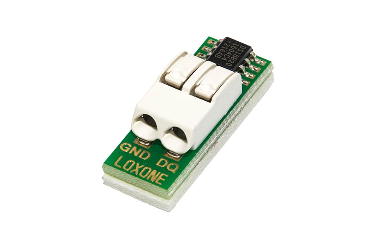 LOXONE 1-Wire Temperaturfühler Set 001
