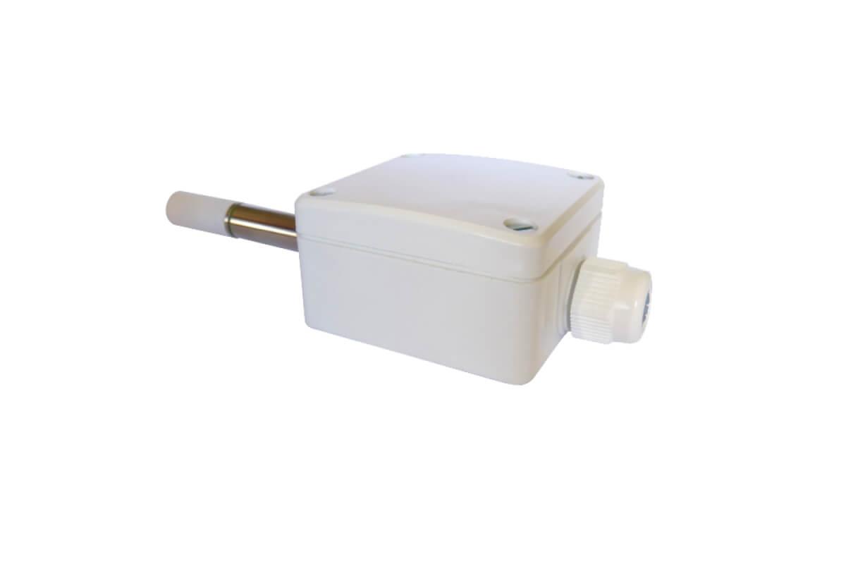 LOXONE Temperatur & Feuchtigkeitssensor Außen 005