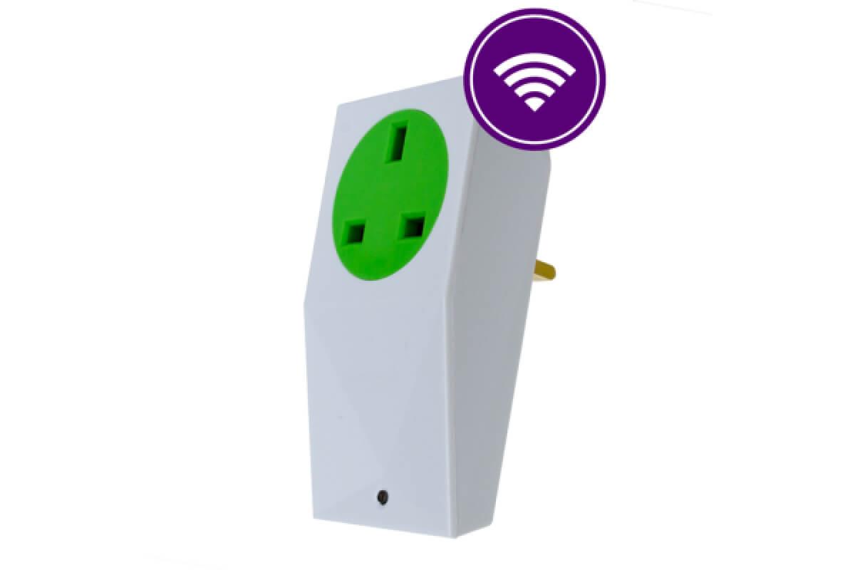 LOXONE Smart Socket Air (Typ F) 004