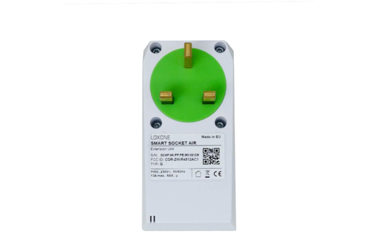 LOXONE Smart Socket Air (Typ F) 002