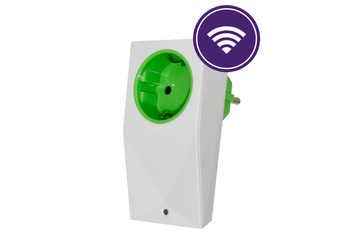 LOXONE Smart Socket Air (Typ F) 001