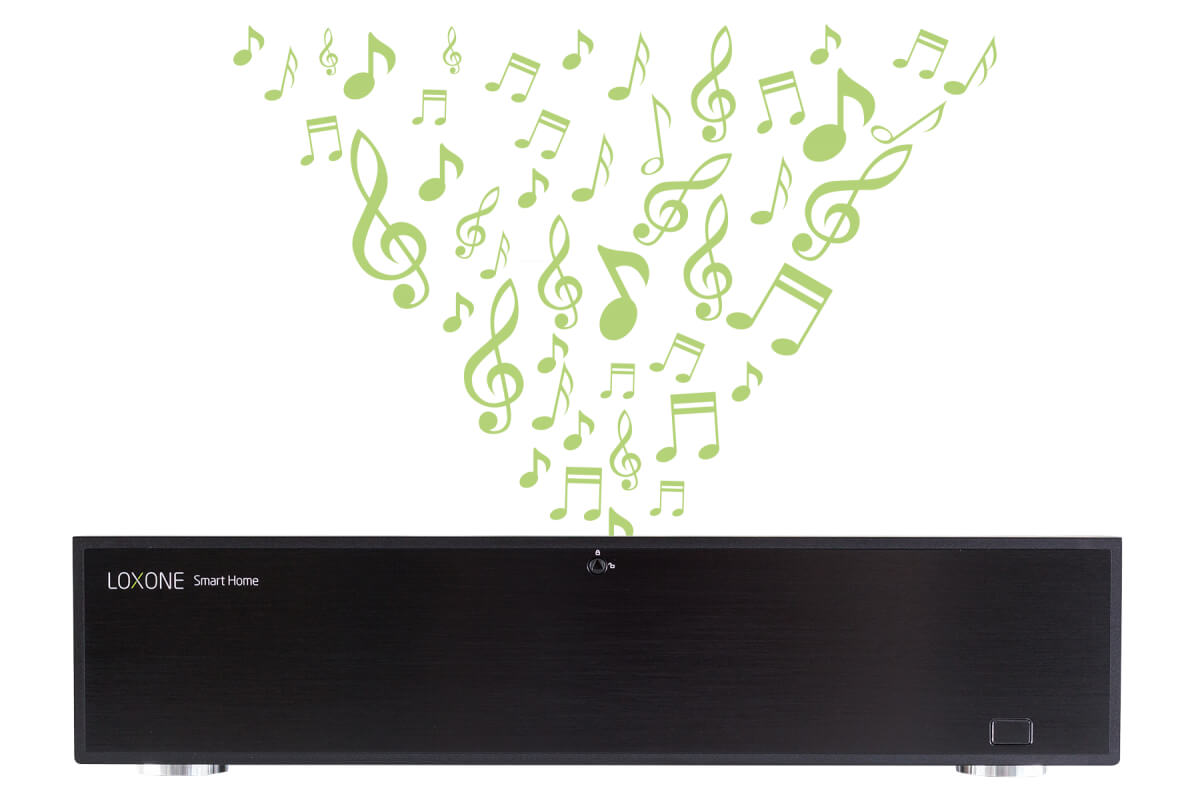 LOXONE Music Server 002