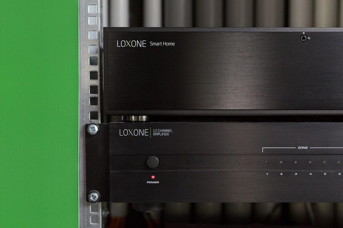 LOXONE Music Server Anwendung 001